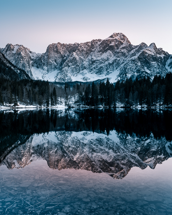 Laghi di Fusine, Italy