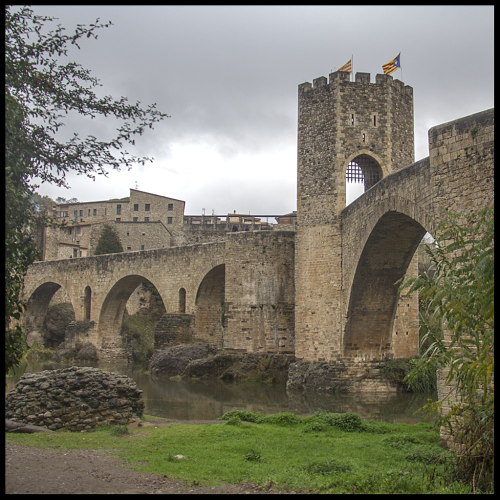 Besalú (Olot - Girona - Catalonia - Spain). Elena Díaz