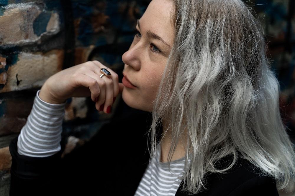 Ida Glušič, The Gaze. Anja Papuga
