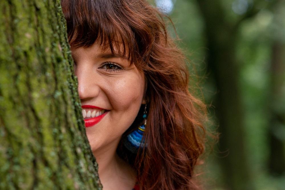 Portrait 3. Monika Baro