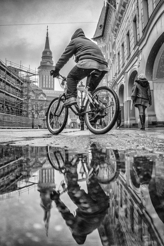 Su-Biciklista. Tijana Lubura