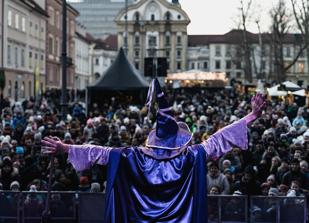 The Wizard, Ljubljana. Anja Papuga