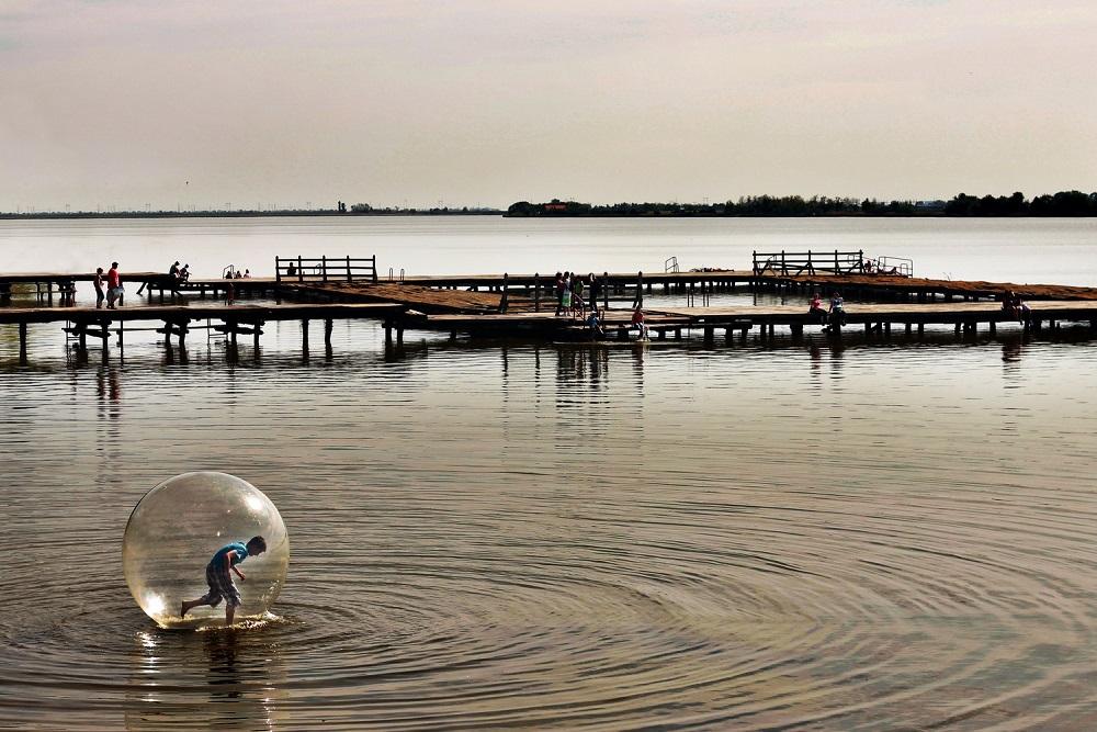 Walking on water -Tijana Lubura