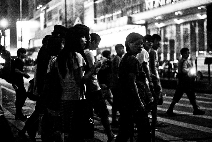 Streetphoto. Carolina Esteban